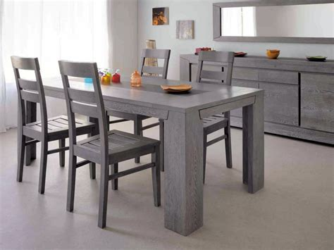 ensemble table chaises table et chaises de cuisine design chaise haute cuisine