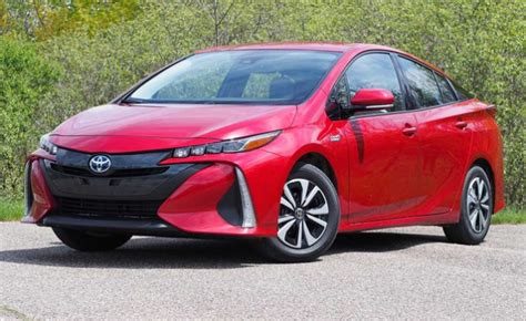 2019 Toyota Prius May Wear Prius Primeinspired Looks