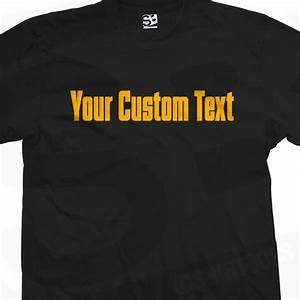 custom gas pipe lettering font t shirt With custom lettering for shirts