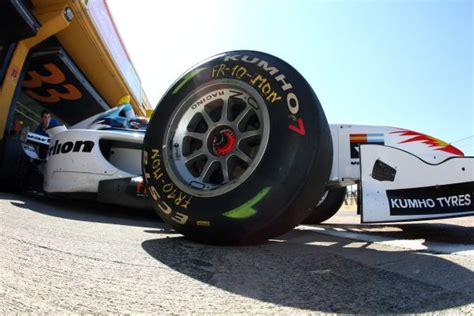 Kumho Tyres Is Ready For The Marrakech Challenge