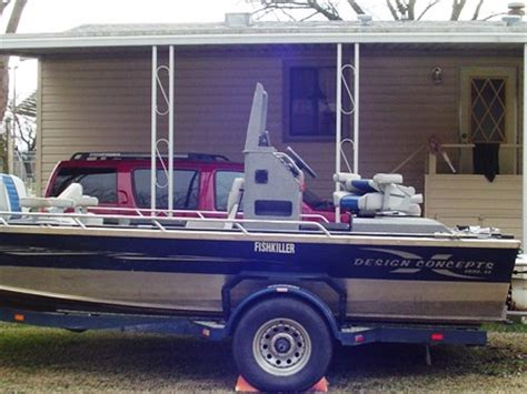 Fishing Boats For Sale Kamloops by Design Concepts Jet Boats Kamloops