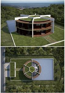 Maison De Lionel Messi : casa de messi a concept designed by architect luis de garrido archiround pinterest sportif ~ Melissatoandfro.com Idées de Décoration