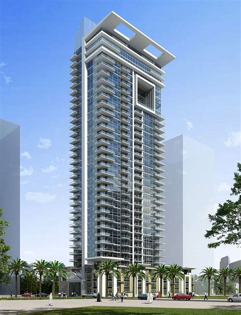 Residential Tower Humphreys And Partners Architects Lp