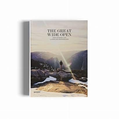 Open Wide Gestalten Books Compilation Escape
