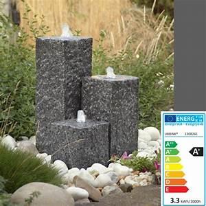 Lichter Für Den Garten : wasserspiel siena 3 granits ulen inkl 3xled lichter ab 239 00 ~ Sanjose-hotels-ca.com Haus und Dekorationen