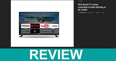 Rca Smart TV Reviews {Nov 2020} First Read Then Buy!