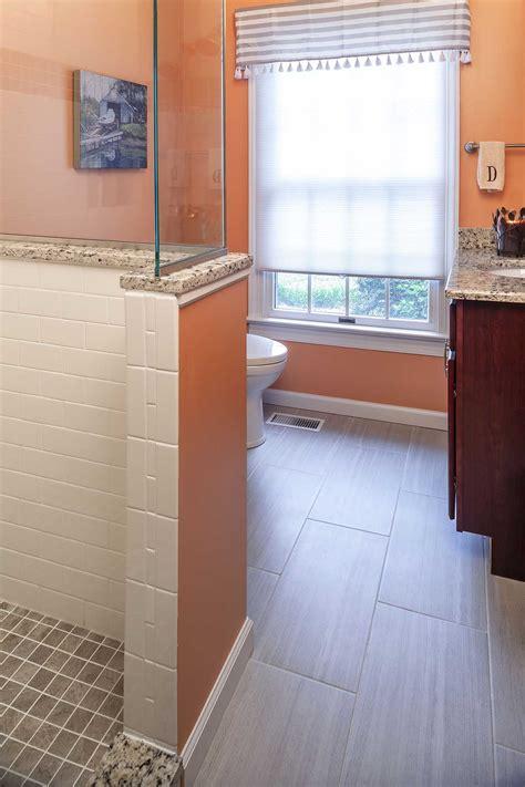 separate bathrooms   house remodel tw ellis