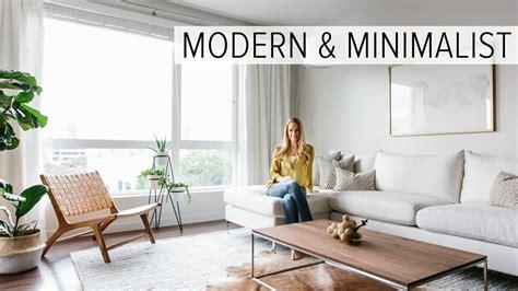 apartment   modern minimalist living room  youtube