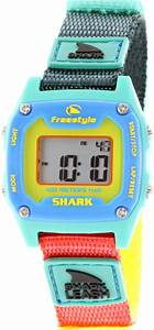 Freestyle Shark Digital Watch Instructions