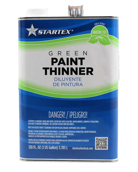 Green Paint Thinner Startex