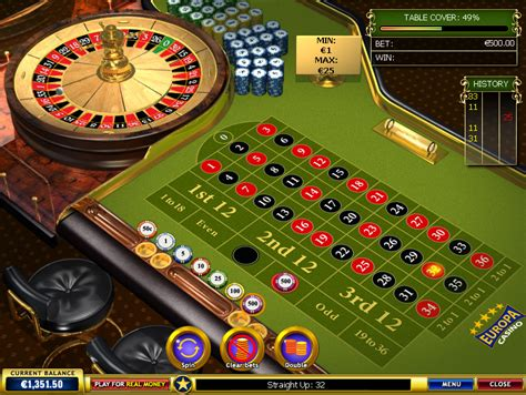 Europa Casino  The Most Playing Online Casino In Europe