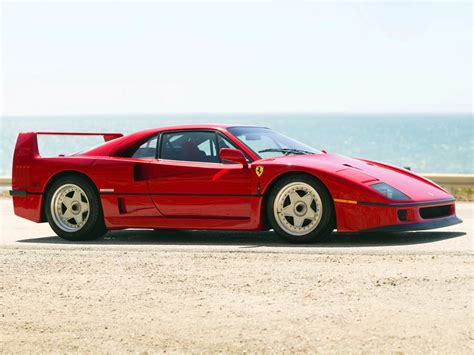 F40 Top Speed by 1987 1992 F40 Review Top Speed