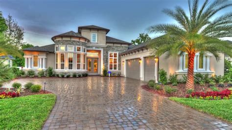 egret   custom home  ici homes  magnolia