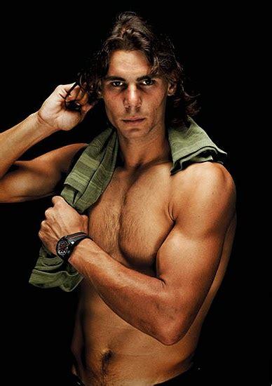 Male Model Street Rafael Nadal