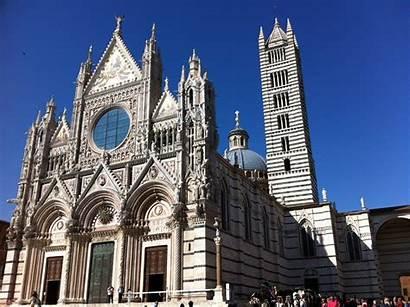 Churches European Siena Whom Glorify Glorious Duomo
