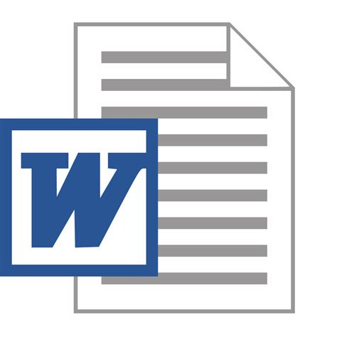 micresoft word file microsoft word doc logo svg wikimedia commons