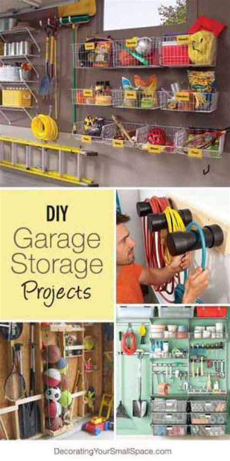 treasured tidbits  tina diy garage storage ideas