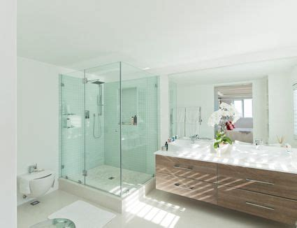 small bathroom ideas with shower only how to a small bathroom look bigger