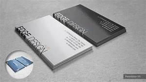Premium business cards mock ups giorgio voulioti for Premium business card