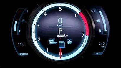 Meter Lexus Sport Lfa Gauging Interest Reading