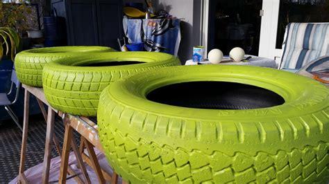 Gartendeko Mit Reifen by Reifenfrosch Als Gartendeko Bauen Uteles