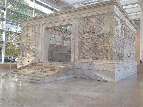 Ara Pacis Interno by Ara Pacis Interno Picture Of Museo Dell Ara Pacis Rome