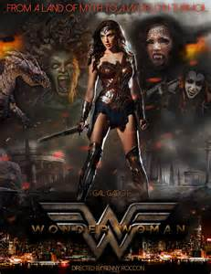 Gal Gadot as Wonder Woman Movie