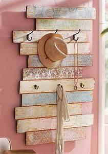 Holz Lack Pastell : home affaire garderobe pastell garderobenpaneel ~ Michelbontemps.com Haus und Dekorationen