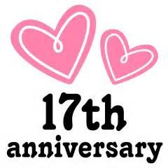 17th anniversary - 17th Wedding Anniversary