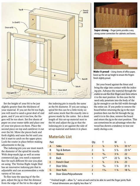 router bit cabinet woodsmith plans router bit cabinet plans functionalities net