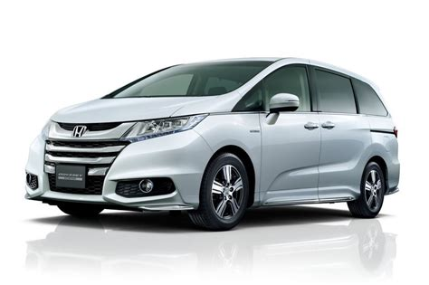 2016 Honda Odyssey Sport Hybrid Goes On Sale In Japan