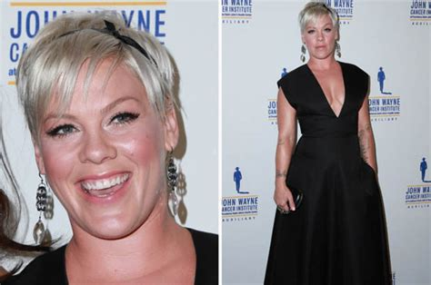 Pink Blasts Body-shaming Twitter Trolls After Receiving