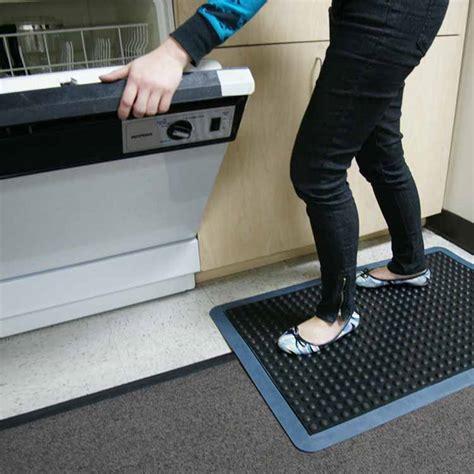 rubber flooring in kitchen quot top quot anti fatigue mat 4932