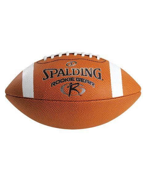 spalding rookie gear football spalding