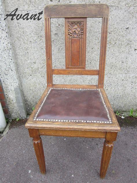 renover chaise bois comment renover des chaises en bois 28 images tutoriel
