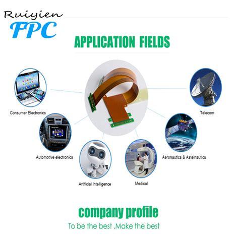 Ruiyien Pcb Camera Module Fpc Polyimide Film