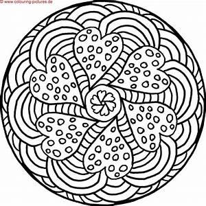 Herz Bilder Zum Ausmalen : herz mandalas zum ausmalen und ausdrucken ausmalbilder von mandala malvorlagen windowcolor zum ~ Eleganceandgraceweddings.com Haus und Dekorationen