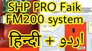 Sho Pro Faik Fm200 System Wiring Diagram