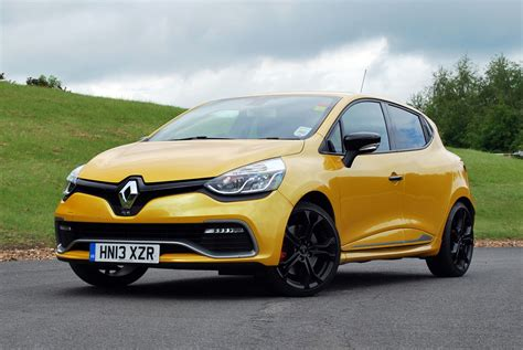2018 Renault Clio Rs 200 Turbo Quick Spin Photo Gallery