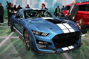 2020 Ford Mustang GT500: First Look - Autotrader