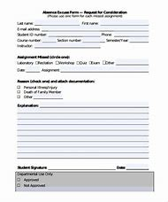 Free Doctors Note Template PDF