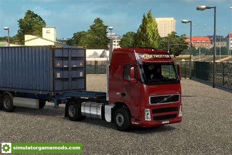 ets  volvo fh truck simulator games mods