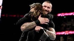 Stephanie McMahon hugs Randy Orton... | ZeeOther ...