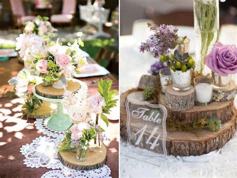 Barn Wedding Centerpieces :  Rustic Inspiration