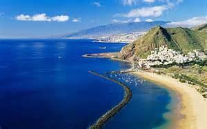 Las Teresitas Tenerife Beach