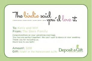 wedding registry money fund honeymoon registry shower gifts for shower