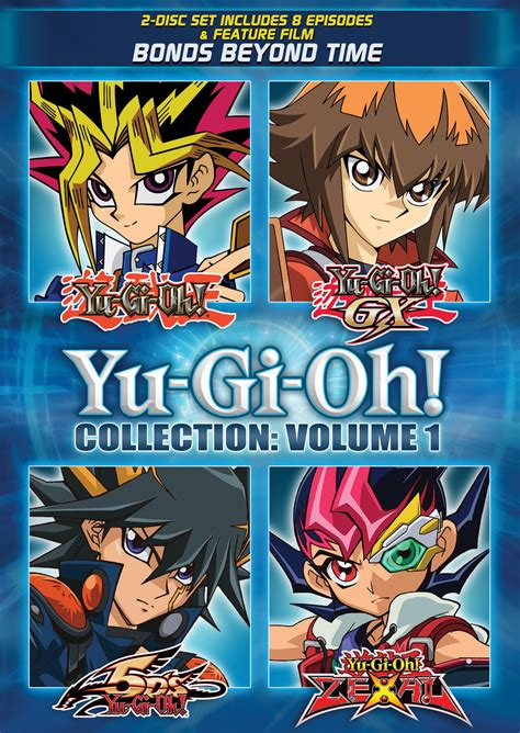 The Yu Gi Oh Collection Volume 1 Flatiron Film Company