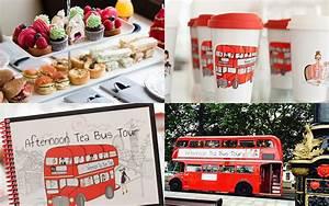 London Bus Afternoon Tea Tour   London   Last Night of Freedom