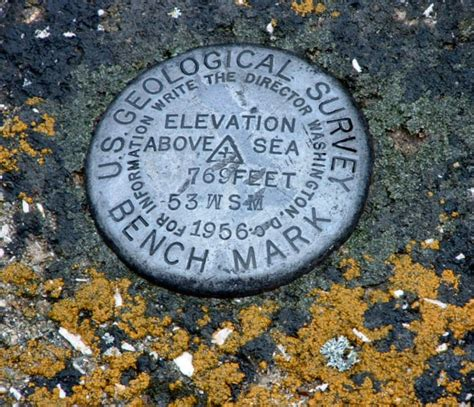 Land Survey Markers  Land Survey Resources And Howto's
