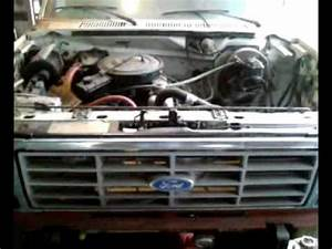 1983 Ford F 150 300 Engine Diagram : 1983 ford f150 300 straight 6 5speed cold start youtube ~ A.2002-acura-tl-radio.info Haus und Dekorationen